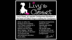 Livys Closet in Clifton Forge, Virginia Upscale Consignment Contact Us 3