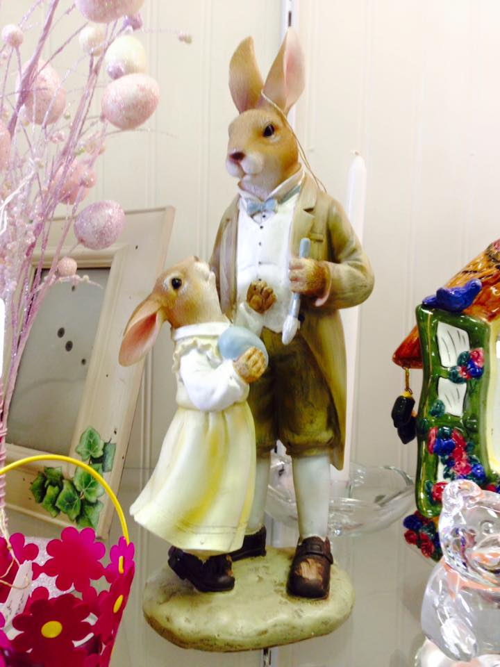 Livys Closet Shop Spring 2016 Clifton Forge VA easter holiday gifts rabbit